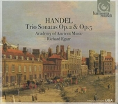 Trio sonatas Op. 2 & Op. 5