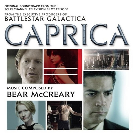 Caprica : original soundtrack from the Sci Fi Channel television pilot episode