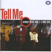 Tell me : Ember beat. Vol. 1, 1962-1964