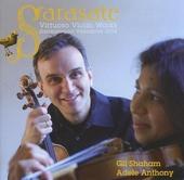 Virtuoso violin works : Sarasateada! Valladolid 2008