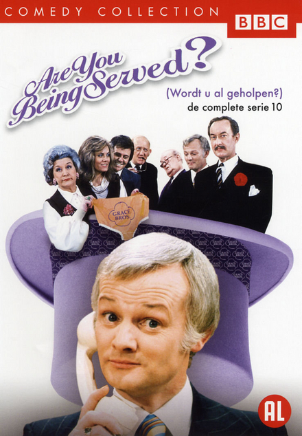Are you being served?. De complete serie 10