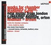 Earle Brown contemporary sound series. Vol. 2