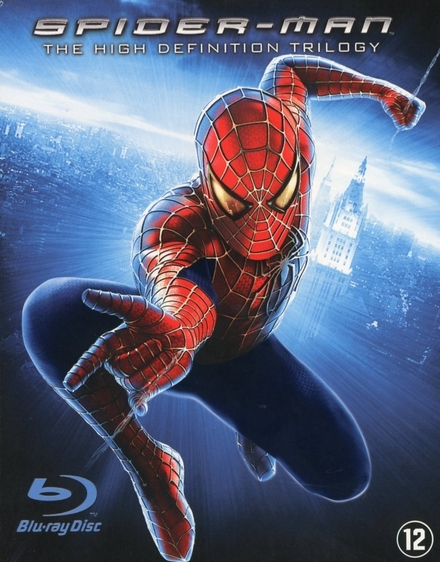Spider-man : the high definition trilogy