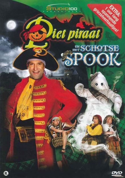 Piet Piraat en het Schotse Spook