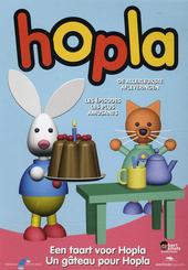 Een taart voor Hopla