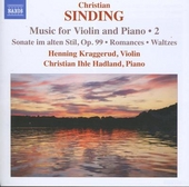 Music for violin and piano 2. vol.2
