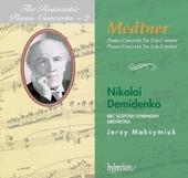 The romantic piano concerto. 2