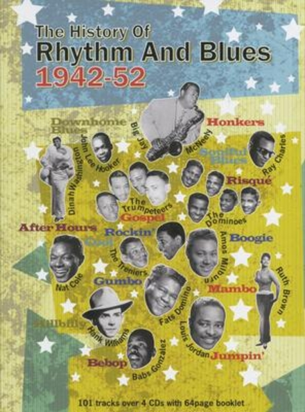 The history of rhythm and blues 1942-1952