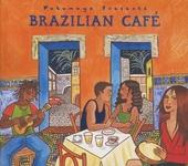 Putumayo presents Brazilian café : sensuous samba, bossa nova and jazz from Rio de Janeiro, São Paulo, Salvador and...