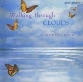 Walking through clouds