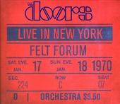 Live in New York : Felt Forum