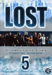 Lost. Het complete vijfde seizoen