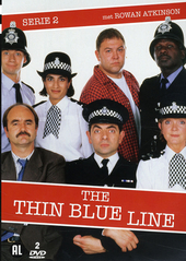The thin blue line. Serie 2