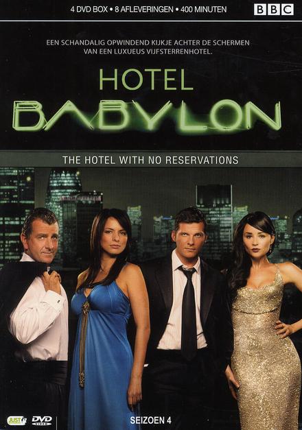 Hotel Babylon. Seizoen 4