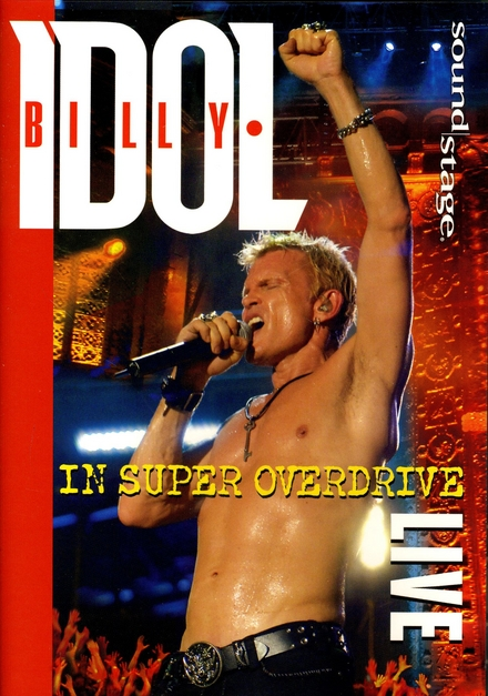 In super overdrive : Live