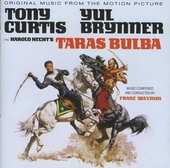 Taras Bulba : original music from the motion picture
