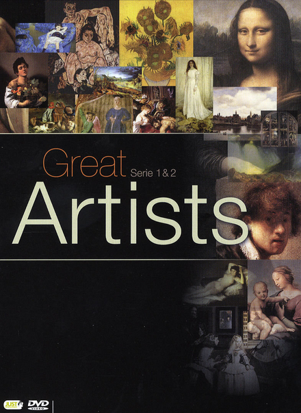 Great artists. Serie 1 & 2
