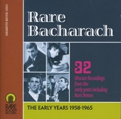 Rare Bacharach : The early years 1958-1965