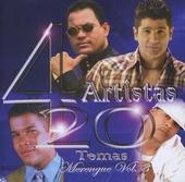 4 artistas : 20 temas - merengue. vol.3