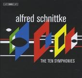 The ten symphonies