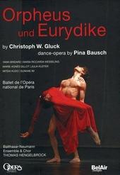 Orpheus und Eurydike : dance-opera by Pina Bausch
