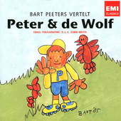 Bart Peeters vertelt Peter & de wolf