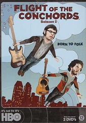 Flight of the conchords. Seizoen 2