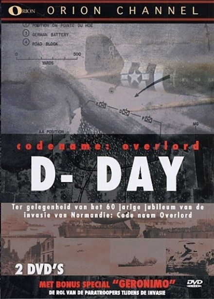 D-Day : codename Overlord