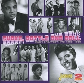 Shake, rattle and roll : R&B's greatest hits 1953-1958