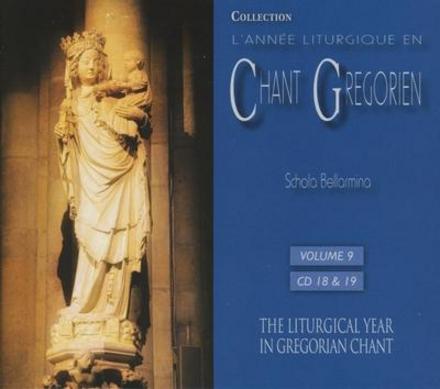 L'année liturgique en chant gregorien. vol.9