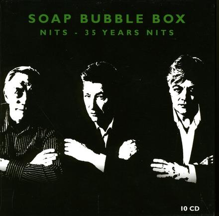 Soap bubble box : 35 years Nits