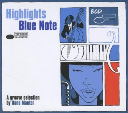 Highlights Blue Note : a groove selection by Hans Mantel