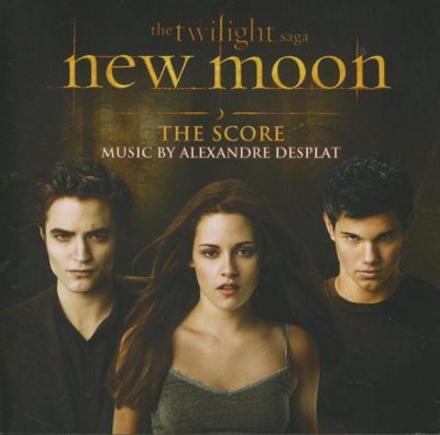 New moon : the twilight saga : the score