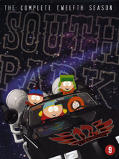 South Park. The complete twelfth season