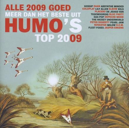 Alle 2009 goed : meer dan het beste uit Humo's Top 2009