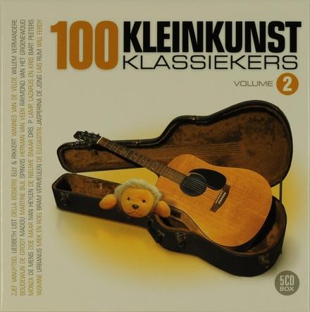 100 kleinkunst klassiekers. Vol. 2