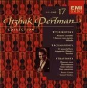 Itzhak Perlman collection volume 17. vol.17