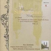 Das Orgelwerk an Silbermann-Orgeln im Elsass. vol.2