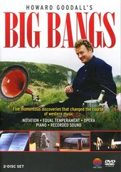 Big bangs : Five momentous discoveries that changed the course of western music