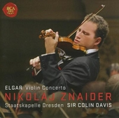 Concerto for violin and orchestra in B minor, op. 61