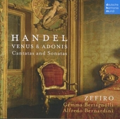 Venus & Adonis : cantatas and sonatas