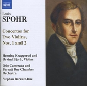 Concertos for two violins, nos. 1 and 2
