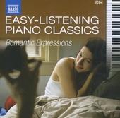 Easy-listening piano classics : Romantic expression