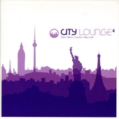 City lounge : Paris - Berlin - London - New York. vol.4