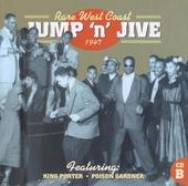 Rare West coast jump 'n' jive 1947. vol.2