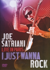 I just wanna rock : Live in Paris
