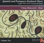 Spanish and Portuguese keyboard music Volume 2. vol.2
