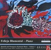 Spanish and Portuguese keyboard music Volume 1. vol.1