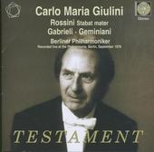 Carlo Maria Giulini conducts Berliner Philharmoniker