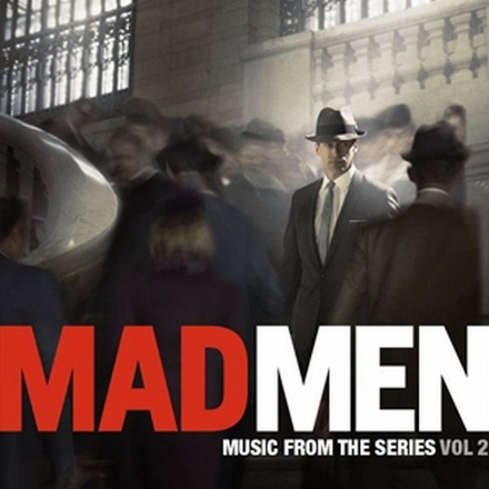 Mad men : music from the series. Vol. 2